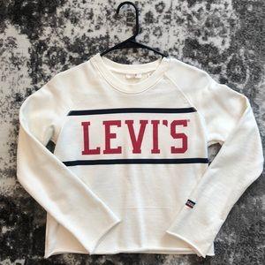 Levi's Raw Edge Sweatshirt